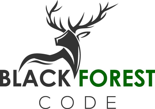 Logo von BLACK FOREST CODE